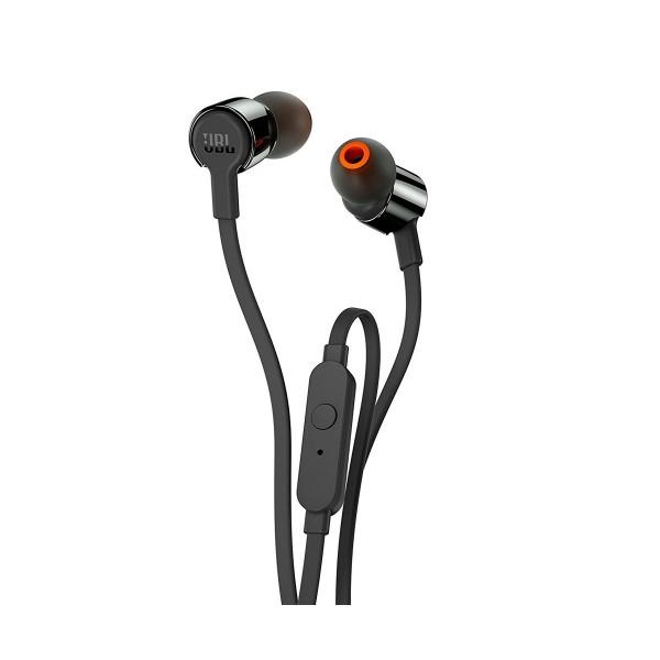 Jbl t210 negro auricular de botón