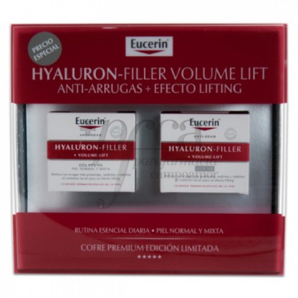 HYALURON FILLER VOLUME LIFT P/MIXTA PROMO