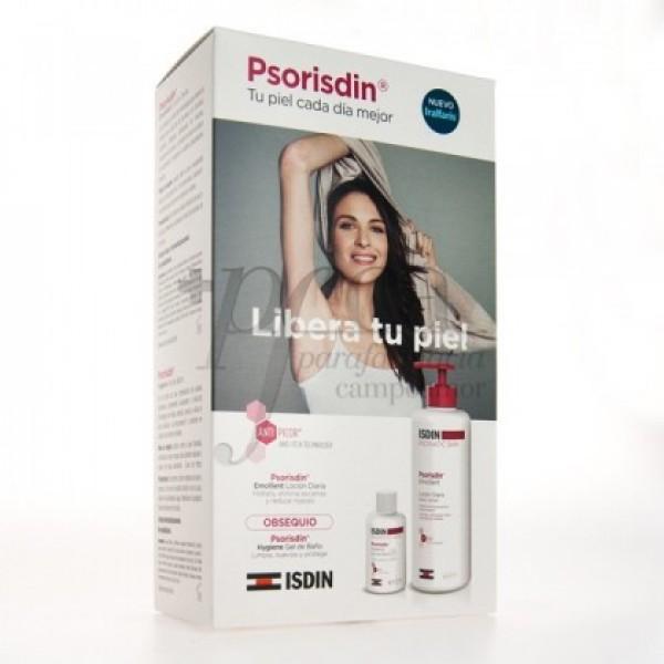 PSORISDIN LOCION 500ML + GEL DE BAÑO 50ML PROMO