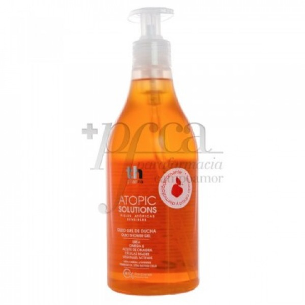 TH PHARMA ATOPIC SOLUTIONS OLEO GEL 500ML