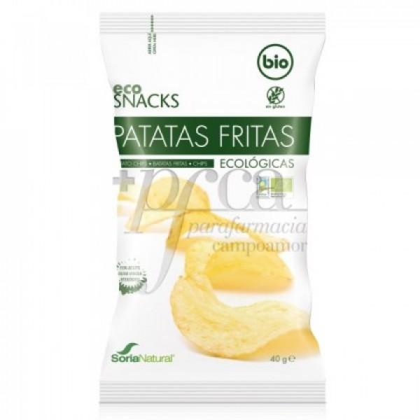 PATATAS FRITAS ECOLOGICAS 40G R.80030