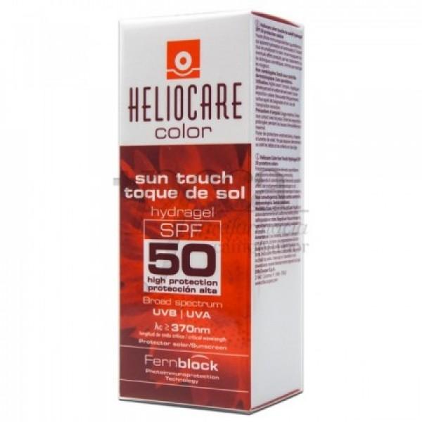 HELIOCARE TOQUE DE SOL 50 ML