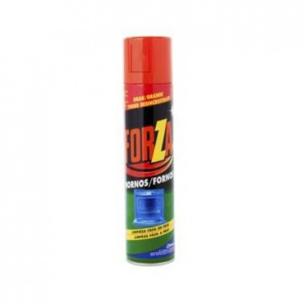 Forza limpia hornos spray 300 ml