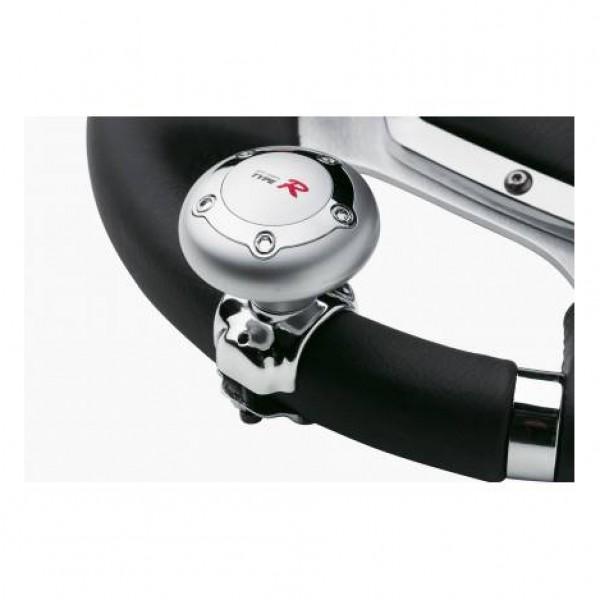 Pomo de volante aluminio type r