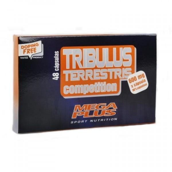 Tribulus compet. megaplus caja 48 capsulas