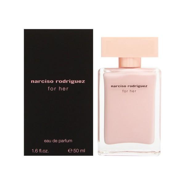 Narciso rodriguez for her eau de parfum 50ml vaporizador