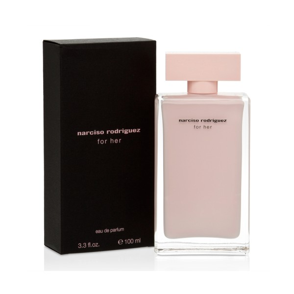 Narciso rodriguez for her eau de parfum 100ml vaporizador