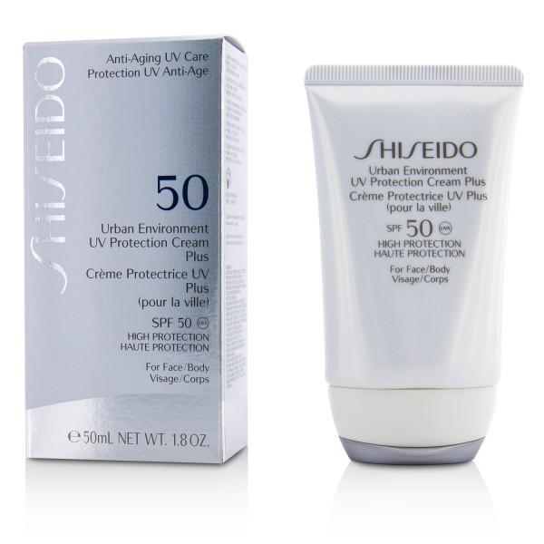 Shiseido urban environment uv crema protectora plus spf50 50ml