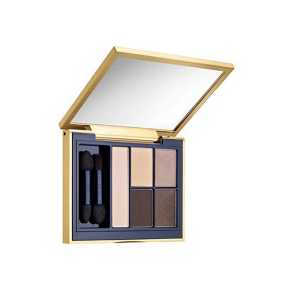 Estee lauder pure color envy sculpting eyeshadow 5 color palette 02 ivory power