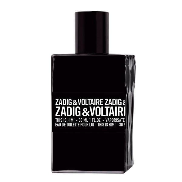 Zadig & voltaire this is him eau de toilette 50ml vaporizador