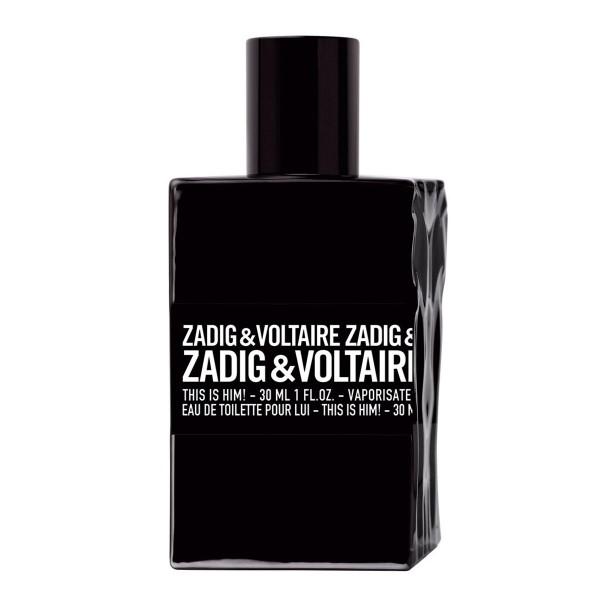 Zadig & voltaire this is hime eau de toilette 100ml vaporizador