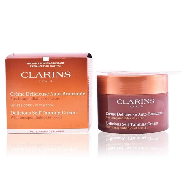 Clarins cuerpo crema autobronceadora 125ml