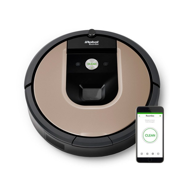 Irobot roomba 966 robot aspirador inteligente programable a través de app irobot home