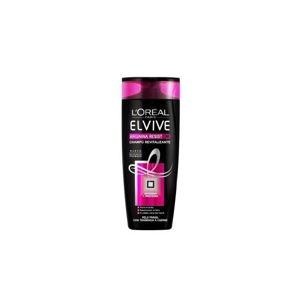 L´Oreal Elvive champu Arginina Resist 285 ml