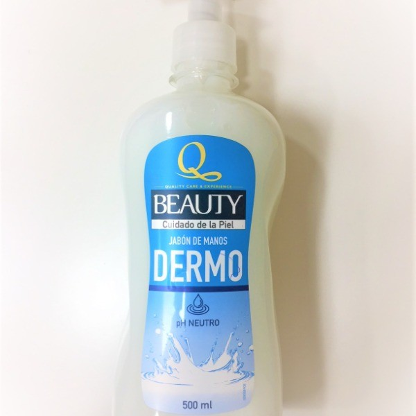 Q Beauty Jabón de manos Dermo 500 ml