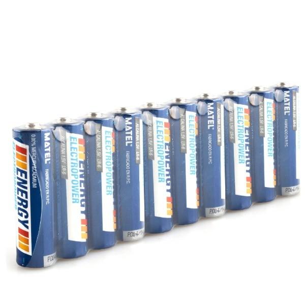 Pila energy alcalina lr03-aaa retr.10u.