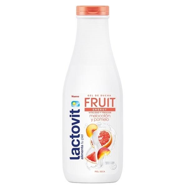 Lactovit  Gel Fruit Energy  600 ml + 20 % gratis