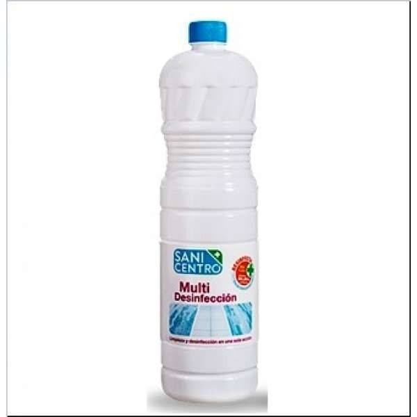 Sanicentro Suelos y Superficies PH Neutro 1.5 L