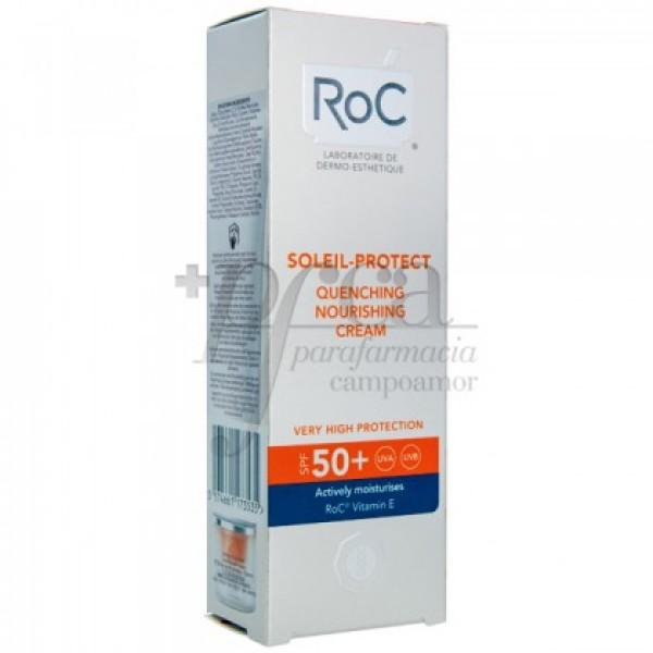 ROC SOLEIL PROTECT 50 CREMA NUTRITIVA 50ML