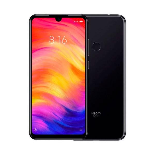 Xiaomi redmi note 7 negro móvil 4g dual sim 6.3'' ips fhd+/8core/128gb/4gb ram/48mp+5mp/13mp