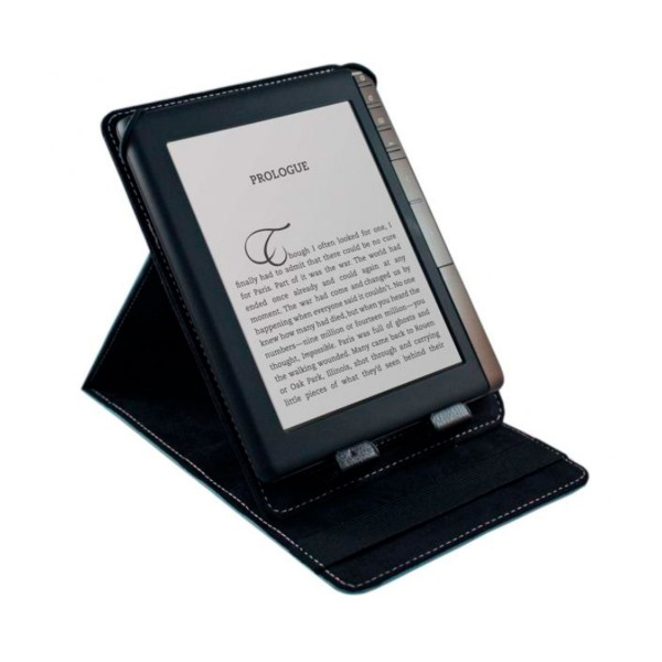 E-vitta eveb-010 negra funda para libro electronico ebook stand