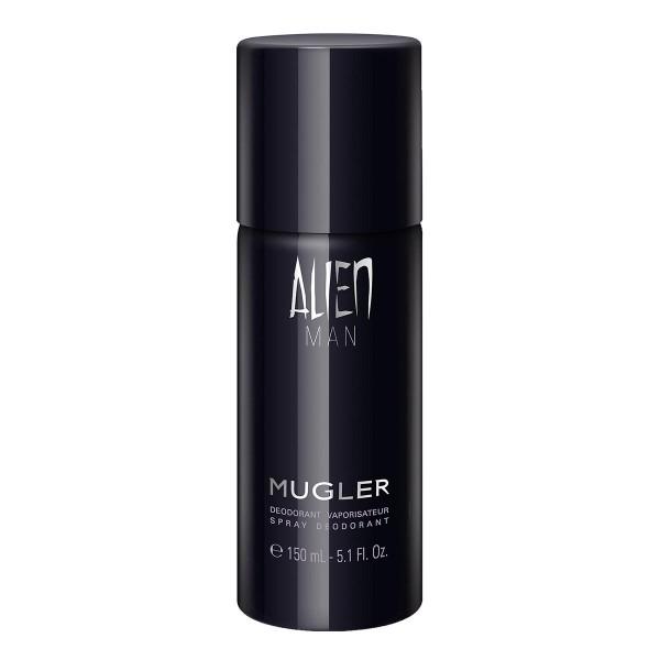 Thierry mugler alien man deodorant 150ml vaporizador
