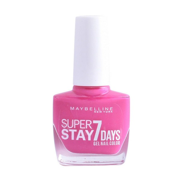 Maybelline superstay 7days nail lacquer bubblegum