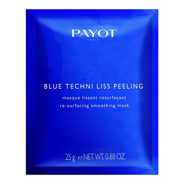 Payot blue techni liss peeling smoothing mask 25gr