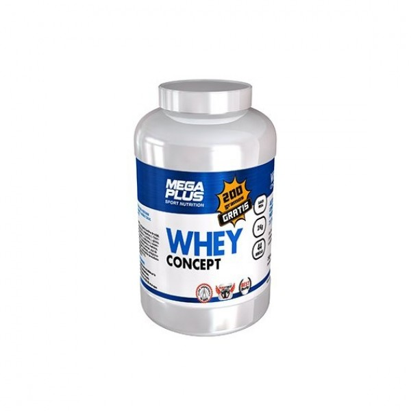 Whey concept choco (200g gratis)