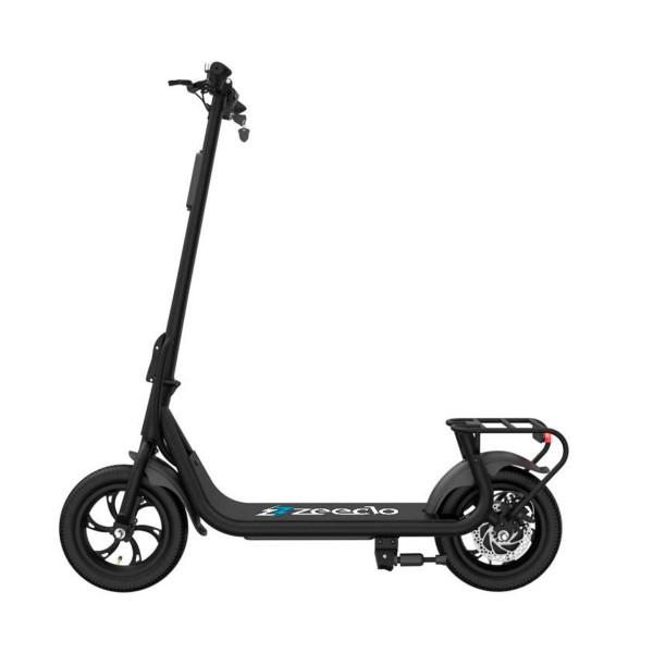 Zeeclo orion m310 10a negro patinete eléctrico 30km/h 35km de autonomía con diseño plegable