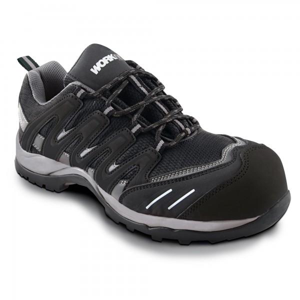 Zapato seg. workfit trail negro n.41