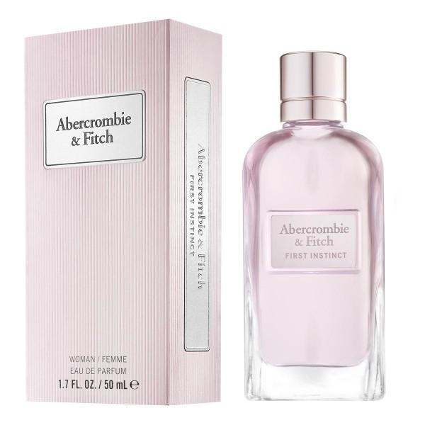 Abercrombie & fitch first instinct eau de parfum woman 100ml vaporizador