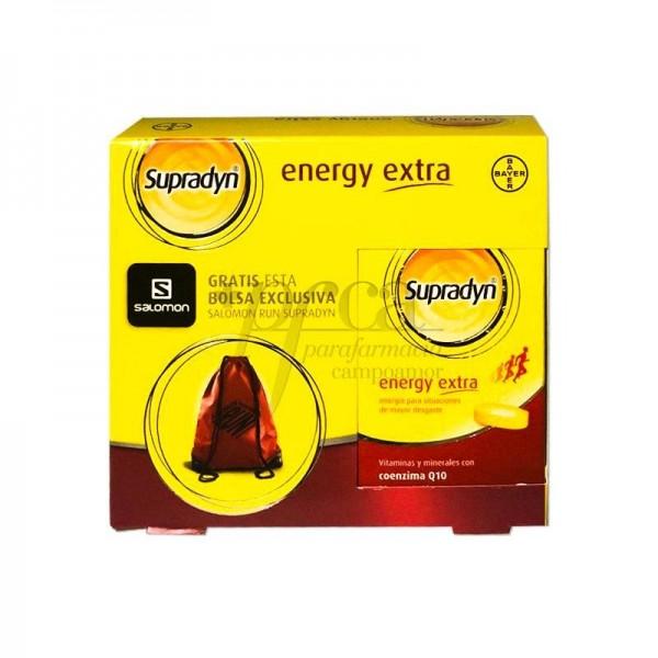 SUPRADYN ENERGY EXTRA 30 COMPS + REGALO PROMO
