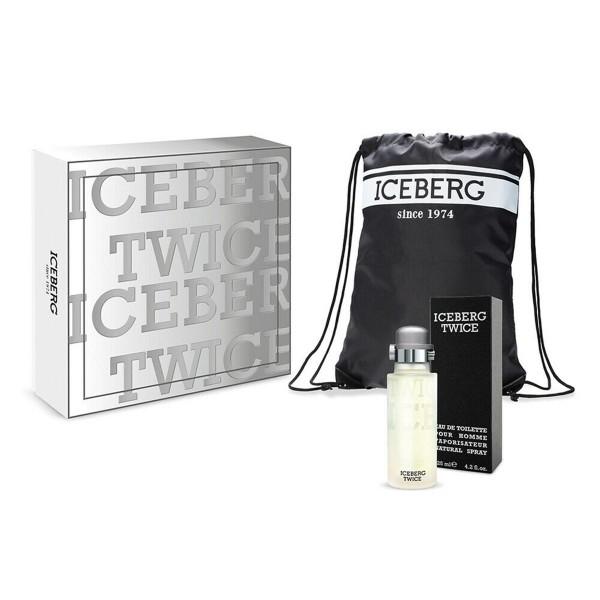 Iceberg twice pour homme eau de toilette 125ml + bolsa 1u.