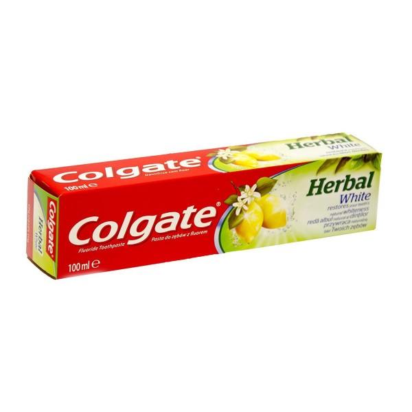 Colgate herbal white dentifrico 75ml