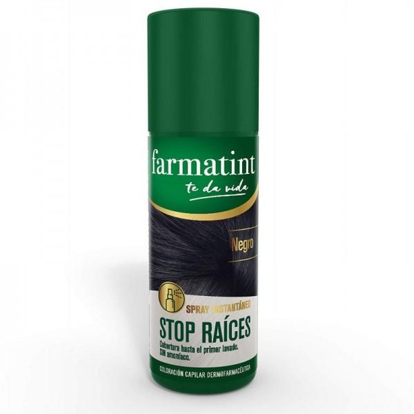 FARMATINT STOP RAICES NEGRO 75ML