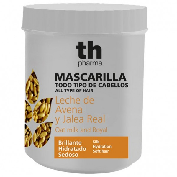 TH MASCARILLA LECHE DE AVENA Y JALEA REAL 700ML